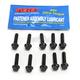Black 12 Point Oil Pump Bolt Kit (10/pk) - 8021
