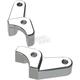 Chrome Rear Lowering Kit - LA-7590-06