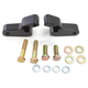 Black Rear Lowering Kit - LA-7590-06B