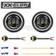 Black Driving Lights - XK042007-B