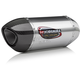 Stainless/Stainless/Carbon Fiber Works Finish Race Series Alpha FS Exhaust - 14651AM520
