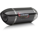 Stainless/Carbon/Stainless Works Finish Race Series Alpha FS Exhaust - 14651AM220