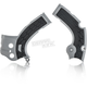 Silver/Black X-Grip Frame Guards - 2640271015