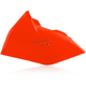 Flo Orange Air Box Cover - 2449414617