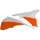White/Orange Air Box Cover - 2374125412