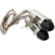EXO Stainless UTV Series Exhaust System - 14-2263