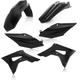 Black Standard Replacement Plastic Kit - 2630690001