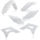 White Standard Replacement Plastic Kit - 2630690002