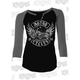 Womans MC Raglan Sleeve Shirt