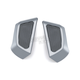 Chrome Side Scoops - 5624