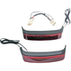 HD Bagz Saddlebag Lights w/Red Lens for H-D OE Saddlebags - CS-SB-HD-BR