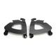 Black Trigger Lock Mounting Kit for Gauntlet Fairing - MEB2024