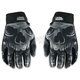 Mens Skull Gloves