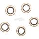 Points Seal (double lip) - C9350