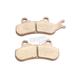 XCR Sintered Metal Brake Pads - 1721-2495