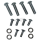 Handlebar Switch Housing Screw Kit - 43515