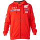 Red Honda HRC USA Zip Hoody