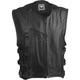 Black Blockade Vest