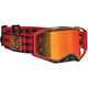 Red/Brown Logger Prospect Limited Edition Goggle - 264656-0008280
