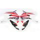 Honda FX EVO 13 Series Graphics Kit - 19-01338