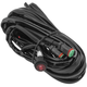 Wiring Harness B (Dual DT Connectors for Lights up to 150W Each) - 12078