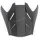 Matte Black Visor for HJC FG-MX Helmets - 358-649