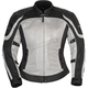 Women's Silver/Black Intake Air 4.0 Jacket