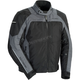 Gunmetal/Black Pivot Jacket
