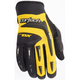 Yellow DX 2 Gloves