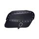 Jumbo Studded Streetbag Kickback Saddlebags - 22-1081