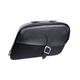 Large Plain Streetbag Kickback Saddlebags - 22-1062