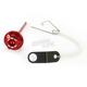 Red Oil Filler Cap Kit - 00-01306-24
