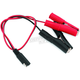 Replacement Alligator Clips for Battery Charger/Maintainers - 0604