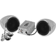 Chrome 600-Watt Bluetooth 3 in. Speaker Kit - MC420B
