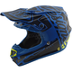 Youth Blue/Black Factory SE4 Helmet