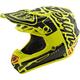 Youth Yellow/Black Factory SE4 Helmet