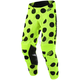 Black/Fluorescent Yellow GP Air Polka Dot Pants
