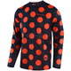 Navy/Orange GP Air Polka Dot Jersey