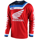 Red GP Air Prisma Honda Jersey