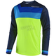 Youth Fluorescent Yellow GP Air Prisma Jersey