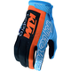 Navy/Cyan Air KTM Team Gloves