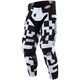 Youth White/Black GP Air Maze Pants