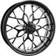Front Platinum Cut 21 x 3.5  One-Piece Aluminum Wheel  - 12027106PGABMP