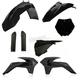 Black Replacement Full Plastic Kit - 2314340001