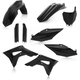 Black Replacement Full Plastic Kit - 2630700001
