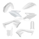 White Full Replacement Plastic Kit - 2449570002
