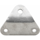 Silver Headlight Mount  - 007569
