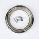 Chrome Headlight Adapter Ring Kit - 0703351