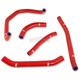 Red Race Fit Radiator Hose Kit - 1902-1348