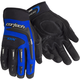 Youth Blue DX 2 Gloves